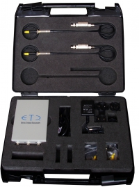 K595 - 350MHz oscilloscope kit