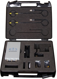 K774 - 150MHz isolated oscilloscope kit